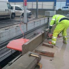 Cięcie betonu - nietypowe